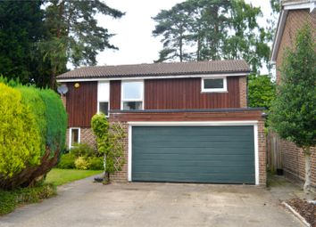 Thumbnail 4 bed detached house for sale in Stratfield, Wooden Hill, Bracknell, Berkshire