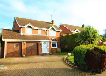 Thumbnail 4 bed detached house for sale in Swallowdale, Wolverhampton