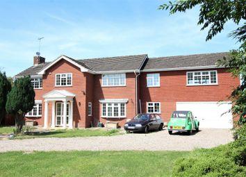 Thumbnail 4 bed detached house for sale in Home Farm Lane, Presteigne