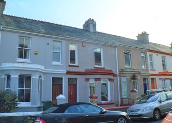 Thumbnail 2 bed terraced house to rent in Federation Road, Plymouth