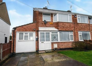 4 bed semi-detached house for sale in Charnwood Avenue, Thurmaston, Leicester, Leicestershire LE4