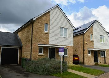 Thumbnail 3 bed detached house to rent in Hazel Close, Epsom, Surrey.