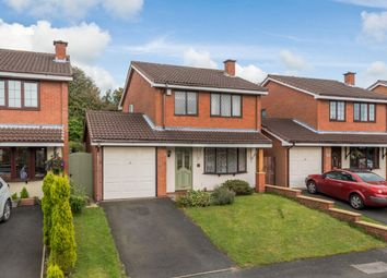 Thumbnail 3 bed detached house for sale in Hornet Way, Telford, Telford And Wrekin