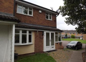 Thumbnail 2 bed terraced house for sale in Acorn Close, Cannock, Staffordshire