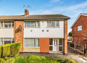Thumbnail 3 bed semi-detached house to rent in Cranleigh Gardens, Adwick-Le-Street, Doncaster