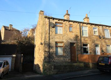 Thumbnail 2 bed end terrace house for sale in Leeds Road, Birstall, Batley