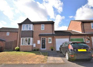 Thumbnail 3 bed link-detached house for sale in Isis Avenue, Bicester