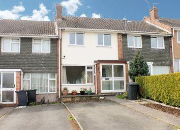 Thumbnail 3 bed terraced house to rent in Chaytor Road, Polesworth, Tamworth
