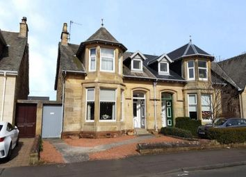 Thumbnail 4 bed semi-detached house for sale in Charles Street, Kilmarnock, East Ayrshire