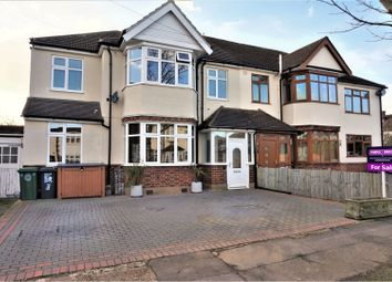 Thumbnail 4 bed semi-detached house for sale in Beltinge Road, Romford