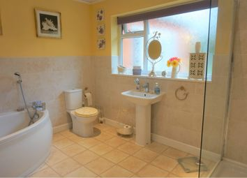 Thumbnail 4 bed detached bungalow for sale in Moorhey Crescent, Preston