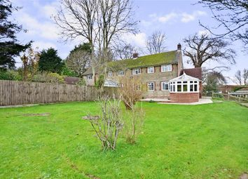 Thumbnail 3 bed semi-detached house for sale in Appuldurcombe Road, Wroxall, Ventnor, Isle Of Wight