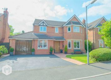 Thumbnail 4 bedroom detached house for sale in 30 Waterslea Drive, Heaton, Bolton, Lancashire