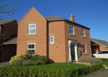 3 bed link-detached house for sale in Cooper Crescent, Whetstone, Leicester LE8