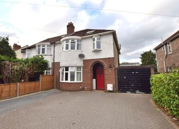 Thumbnail 4 bed semi-detached house for sale in Priors Road, Cheltenham, Gloucestershire