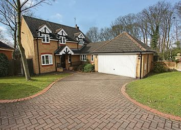 Thumbnail 4 bed detached house for sale in New Mill Lane, Forest Town, Mansfield, Nottinghamshire
