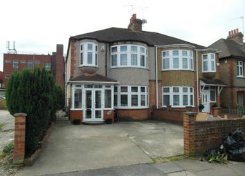 Thumbnail 3 bed semi-detached house to rent in Ferrers Avenue, West Drayton