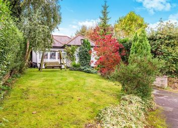 Thumbnail 3 bed bungalow for sale in Newbold Road, Desford, Leicester, Leicestershire