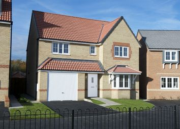 "Thumbnail 4 bedroom detached house for sale in ""Heathfield"" at Beech Croft, Barlby, Selby"