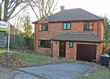Thumbnail 4 bedroom detached house for sale in Rye View, High Wycombe