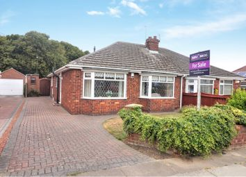 Thumbnail 2 bed semi-detached bungalow for sale in Fallowfield Road, Scartho