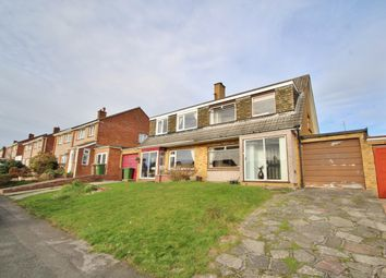 Thumbnail 3 bed semi-detached house for sale in Elford Crescent, Plymouth