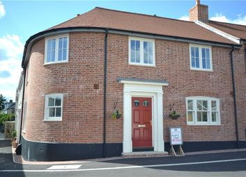 Thumbnail 3 bed terraced house for sale in (5 Francis Mews), Hogshill Street, Beaminster, Dorset.