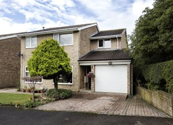 Thumbnail 4 bed detached house for sale in Moor View, Mirfield, West Yorkshire