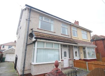 Thumbnail 5 bed semi-detached house for sale in Cambridge Road, Thornton-Cleveleys