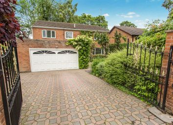 Thumbnail 4 bed detached house for sale in Yew Tree Drive, Chesterfield
