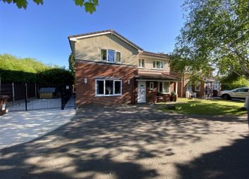 Thumbnail 5 bed detached house for sale in Chancel Close, Dukinfield