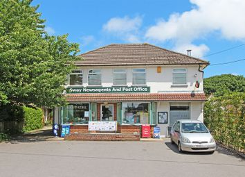 4 bed detached house for sale in Station Road, Sway, Lymington SO41