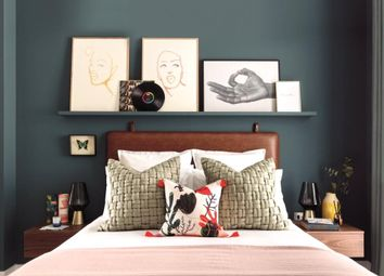 Thumbnail 1 bedroom flat for sale in Abbey Road Cross, 131-143 Belsize Road, London