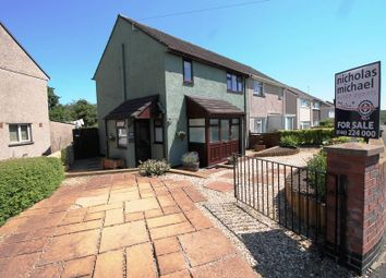 Thumbnail 3 bed semi-detached house for sale in Bronhaul, Talbot Green
