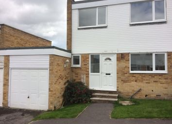 Thumbnail 3 bed semi-detached house to rent in Trent Way, Basingstoke