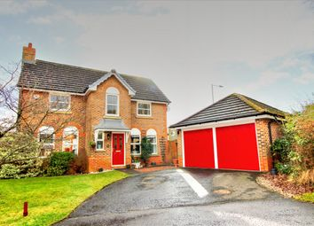 Thumbnail 4 bed detached house for sale in Collins Crescent, Dalgety Bay, Dunfermline