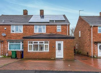 Thumbnail 3 bed semi-detached house for sale in Trent Road, Cannock, Staffordshire