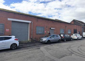Thumbnail Light industrial to let in Unit 3, Salem Street, Etruria, Stoke-On-Trent