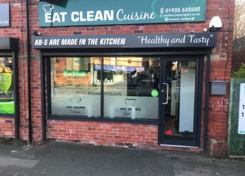 Thumbnail Restaurant/cafe for sale in Kingsway South, Latchford, Warrington