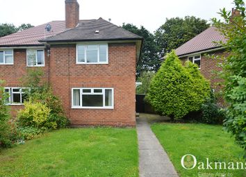Thumbnail 3 bed semi-detached house to rent in Kemberton Road, Birmingham, West Midlands.