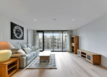 Thumbnail 2 bed flat to rent in Commodore House, Royal Wharf, London