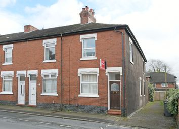 Thumbnail 2 bed end terrace house to rent in Coronation Road, Hartshill, Stoke On Trent