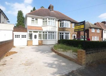 Thumbnail 3 bed semi-detached house for sale in Honor Avenue, Wolverhampton