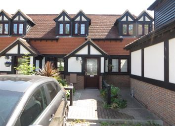 Thumbnail 2 bed terraced house for sale in Tudor Manor Gardens, Seaford