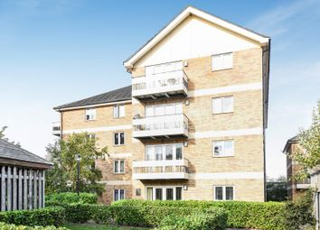 Thumbnail 2 bed flat for sale in Branagh Court, Reading