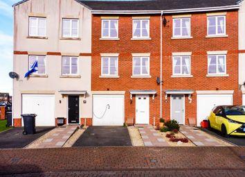 Thumbnail 4 bed terraced house for sale in Mayflower Road, Swindon