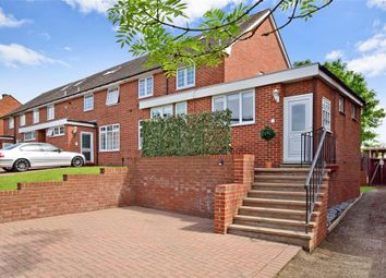 Thumbnail 1 bed terraced bungalow for sale in Barrington Green, Loughton, Essex