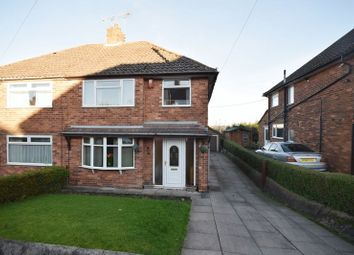 Thumbnail 3 bed property for sale in Alwyn Crescent, Sneyd Green, Stoke-On-Trent