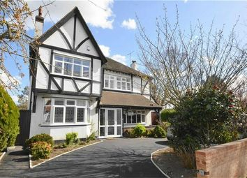 Thumbnail 4 bed detached house for sale in Victoria Avenue, Southend-On-Sea, Essex