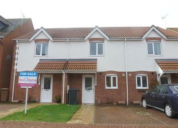 Thumbnail 2 bed town house to rent in Lindum Mews, North Hykeham, Lincoln